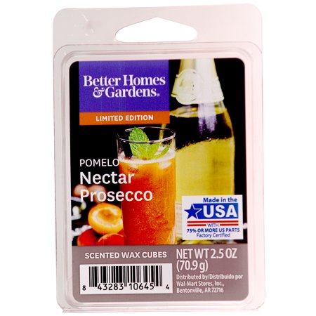 Better homes and gardens scented wax cubes pomelo nectar - Better homes and gardens scented wax cubes ...