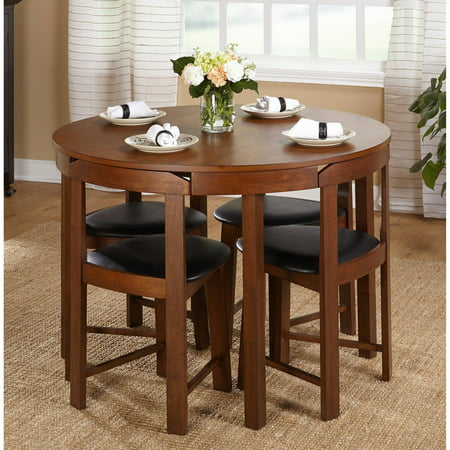 TMS Gino 5 Piece Dining Set, Multiple Colors