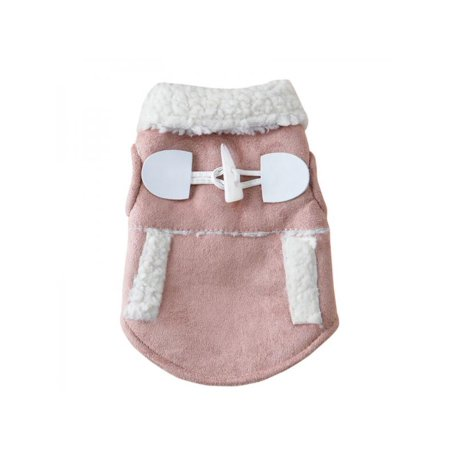 Lavaport Pet Winter Waterproof Jumpsuit Coat Cute clothes Jacket for Small Medium Dog Cute Dog Clothing