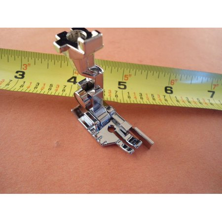 1-4 (Quarter Inch) Quilting Sewing Machine Presser Foot with Edge Guide Patchwork Foot For Bernina New