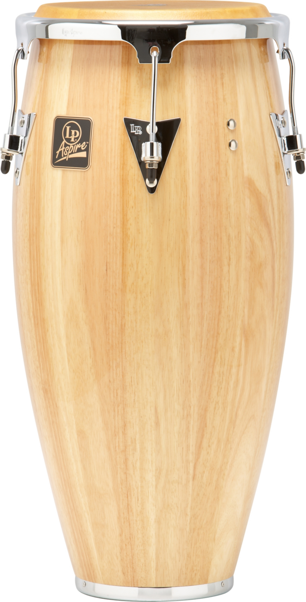 Aspire Wood Conga Chrome Hardware by LP
