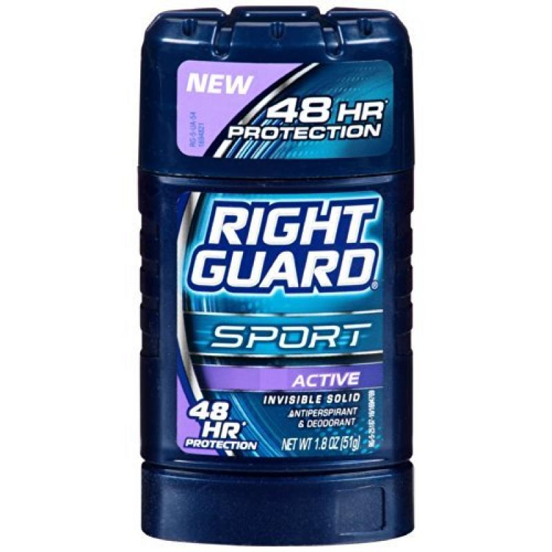 Bulk Buys Sport Invisible Solid Anti-perspirant Deodorant - Case of 12