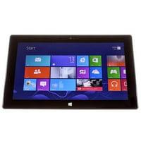 "Microsoft Surface (7XR-00001) - 10.6"" 2GB, 32GB Wi-Fi Dark Titanium (Manufacturer Refurbished)"