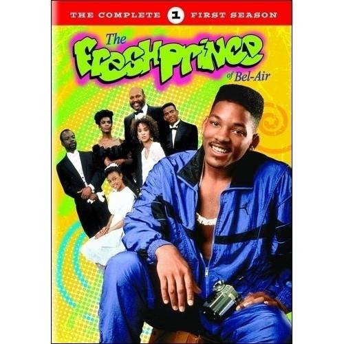 FRESH PRINCE OF BEL AIR-COMPLETE 1ST SEASON (DVD/4 DISC)