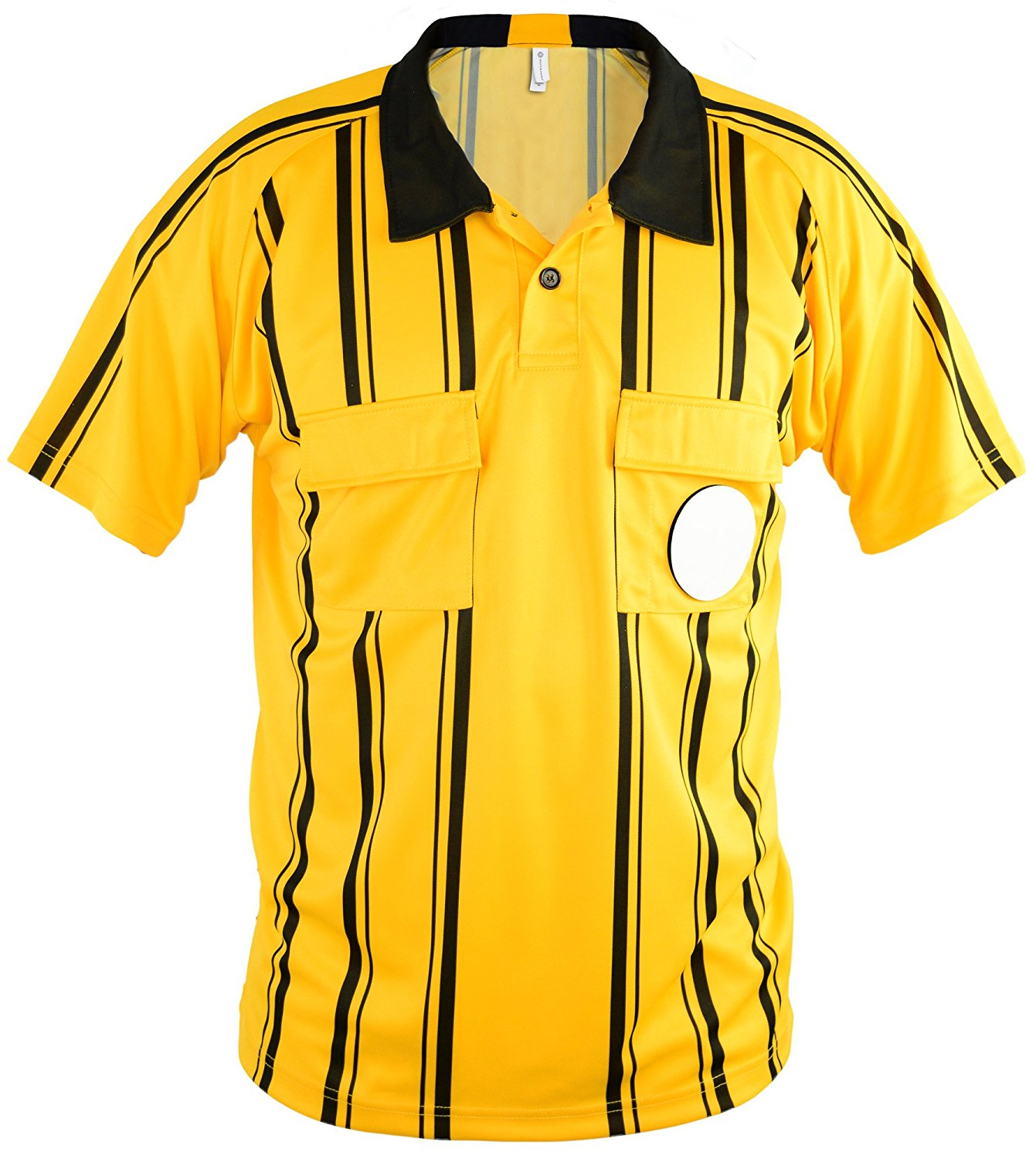 Soccer Referee Jersey - for Soccer Referee Uniforms - By Mato   Hash -  Yellow CA2300 2XL - Walmart.com 4c44d1096