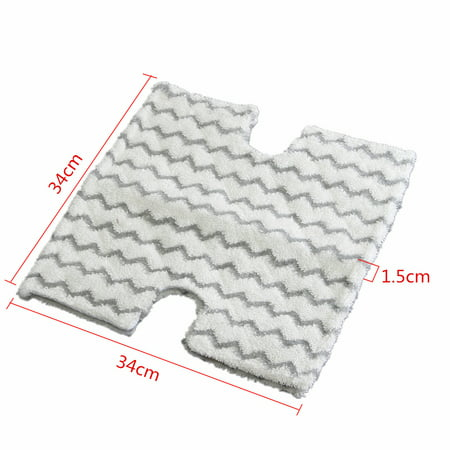 Grtsunsea 4PCS Replacement Microfiber Cloths Pads Fits Shark Genius Steam PadThe given key was not present in the dictionary.The given key was not present in the dictionary. Mop