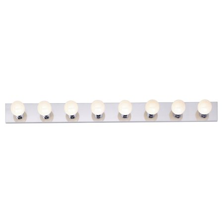 Nuvo Lighting  77/195  Bathroom Fixtures  Indoor Lighting  Vanity Strip  ;Polished Chrome ()
