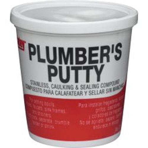 Oatey Plumber S Putty 14oz Walmart Com