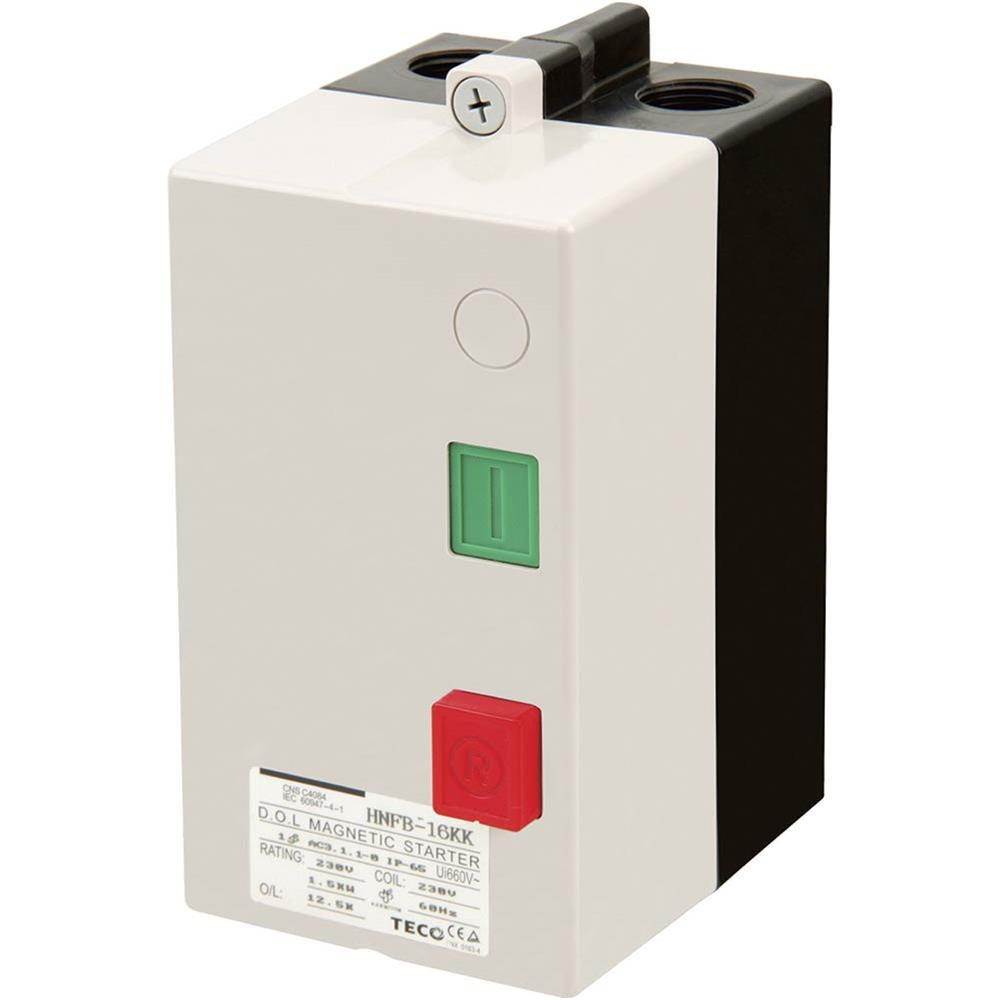 Grizzly G4572 Magnetic Switch, Single-Phase, 220V Only, 2 HP