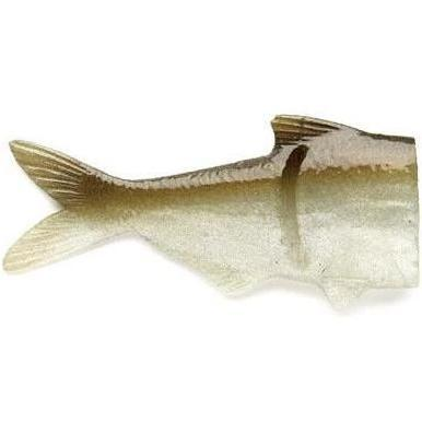 Castaic Hard Head 12 inch Soft Body Swimbait Chartreuse Replacement Tail