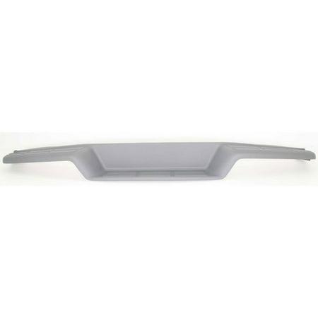 NEW BUMPER STEP PAD PLASTIC REAR FITS 1996-2002 CHEVROLET EXPRESS 1500 88980083 Chevrolet C3500 Step Bumper