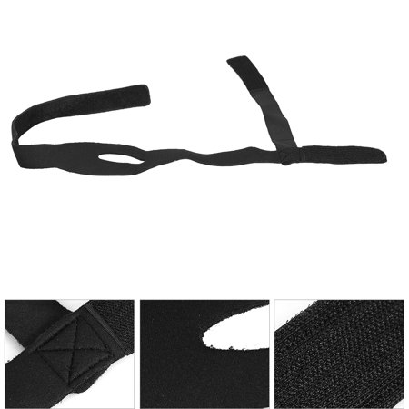 Garosa 2Types New Anti Snoring Snore Relief Stopping Strap Chin Jaw Sleeping Support Belt Jaw Support Belt Anti Snoring Strap - image 1 de 7