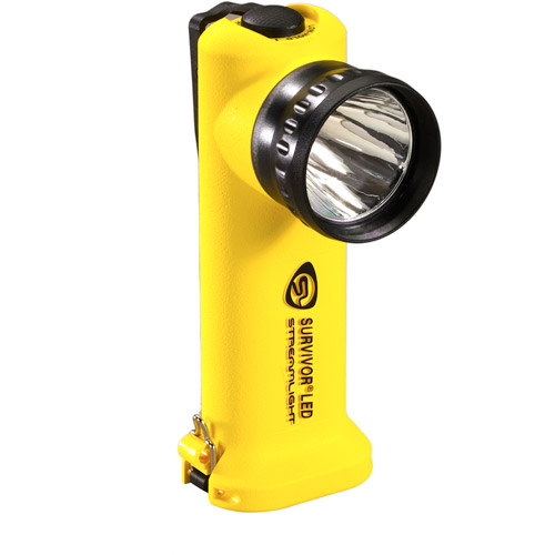 Streamlight Survivor LED Flashlight, Yellow