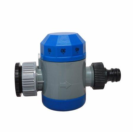 New Automatic Garden Irrigation Mechanical Watering Controller Timer Faucet Hose - image 3 de 8