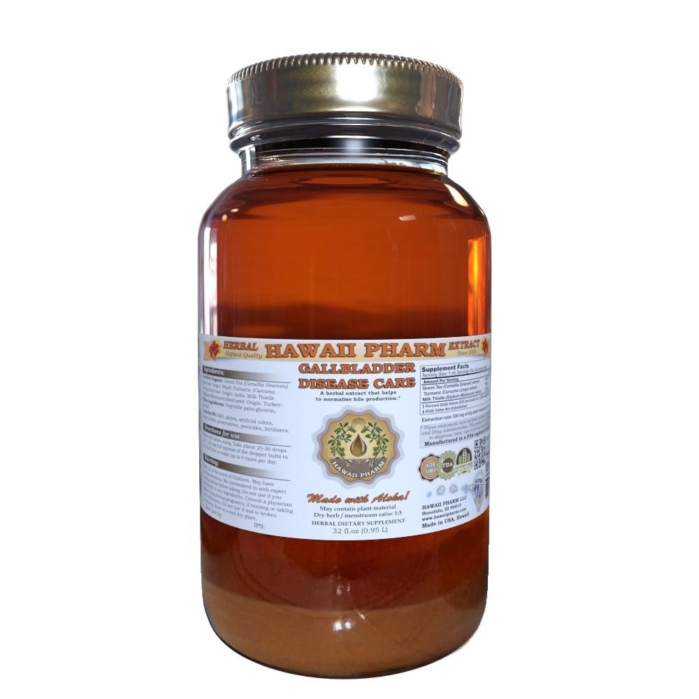Gallbladder Disease Care Tincture, Green Tea (Camellia Si...