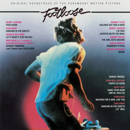 Footloose (15th Anniversary Expanded Edition) Soundtrack (CD)