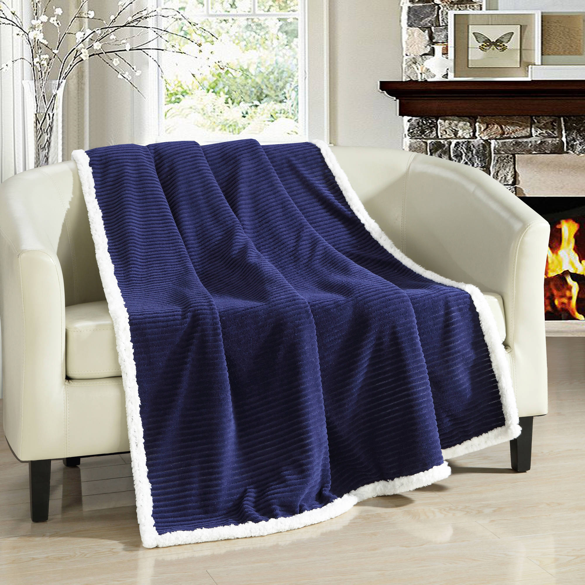 Chic Home Arezza 1-Piece Throw Blanket