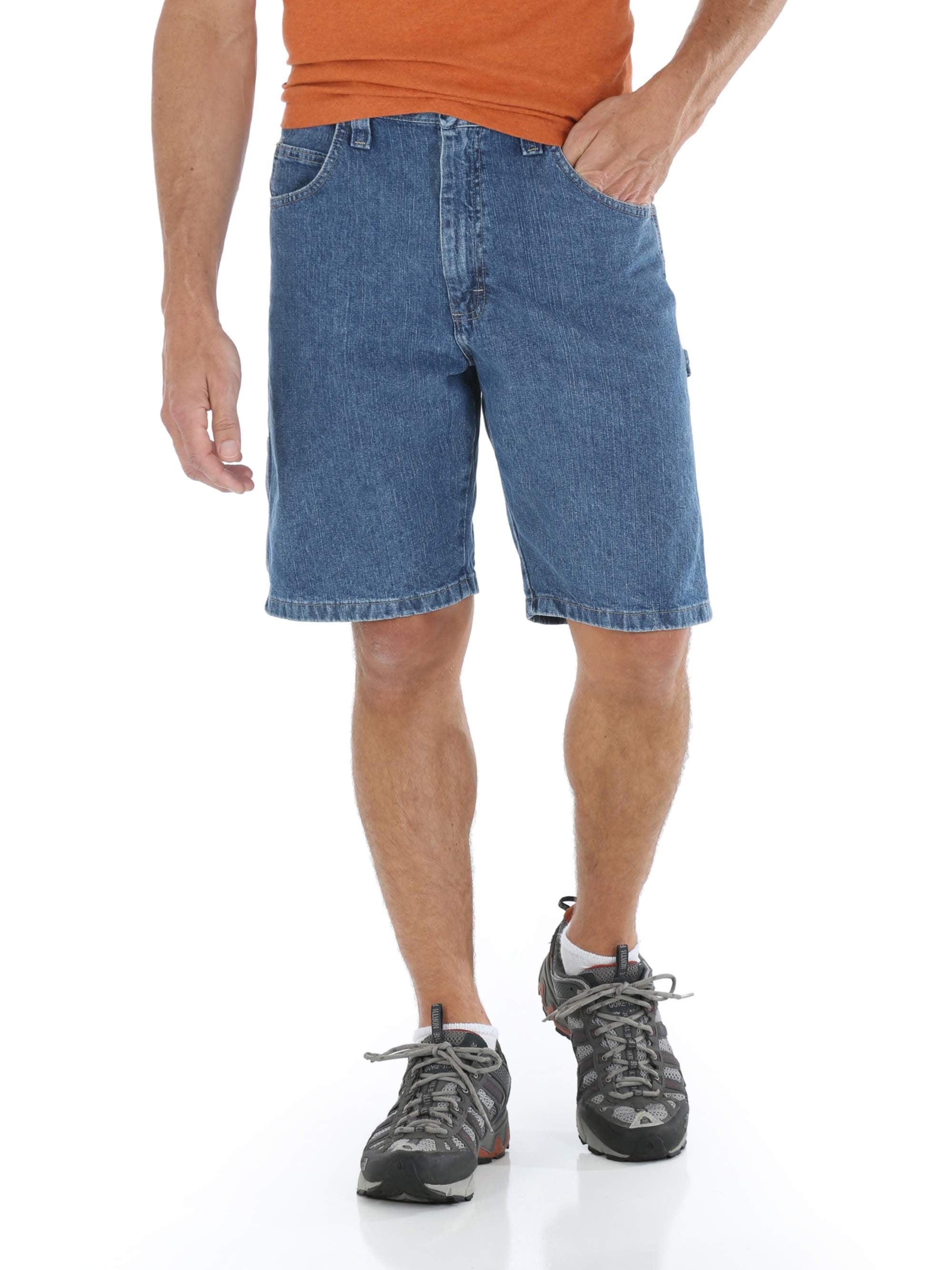 Wrangler Men's Denim Carpenter Short
