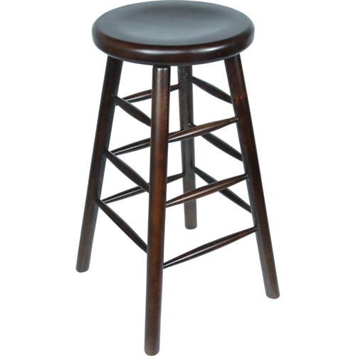 JUSTCHAIR Backless 30'' Bar Stool