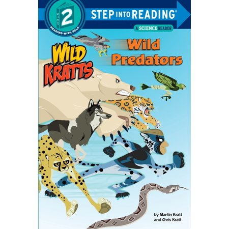 Wild Predators (Wild Kratts) ()