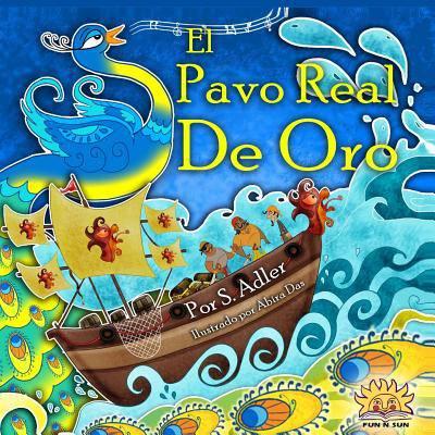 El Pavo Real De Oro  The Golden Peacock