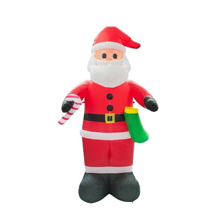 Buy Hive 7 9ft Inflatable Christmas Decorations Santa Claus Holiday Ornaments Mall Yard Decor Outdoor Airblown