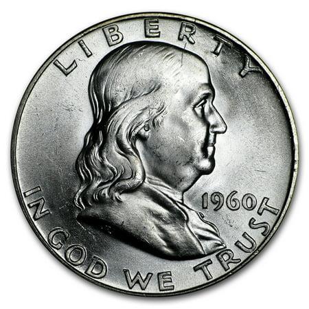 - 1960 Franklin Half Dollar BU