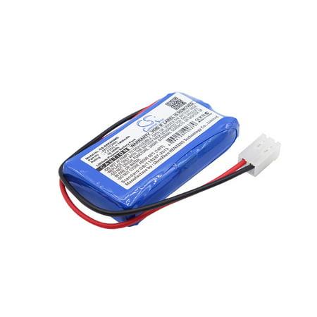 Cameron Sino 1400mAh Battery for Shenke SK-500I Infusion pump, SK-600I Infusion pump