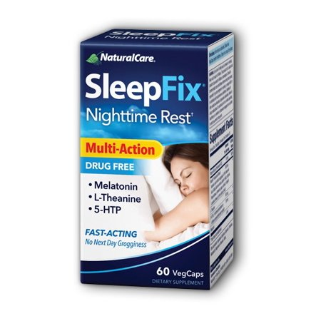 H2o+ Natural - SleepFix Nighttime Rest Natural Care 60 VCaps