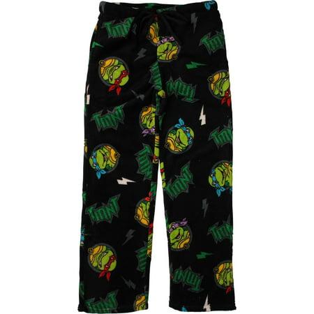 - Ninja Turtles TMNT Bolts Fleece Pants