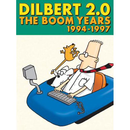 Dilbert 2.0: The Boom Years: 1994 to 1997 - eBook - Dilbert Halloween Comic