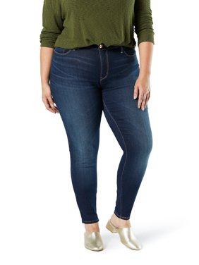 Signature by Levi Strauss & Co. Women's Plus Modern Skinny Jean