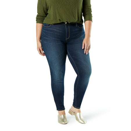 Signature by Levi Strauss & Co. Women's Plus Modern Skinny Jean