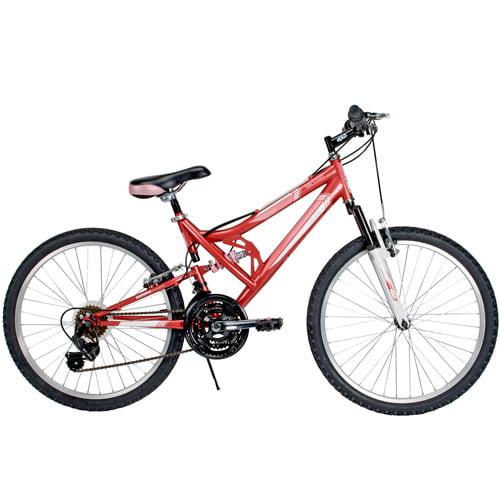 "24"" Huffy Trail Runner Women's Bike, Pink"