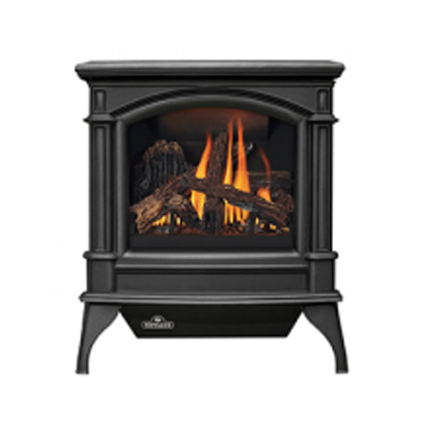 GDS60-1NSB Napoleon Direct Vent Cast-Iron Gas Stove