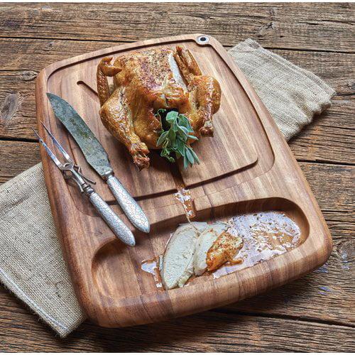 Ironwood Gourmet Gourmet Wood Kansas City Carving Board