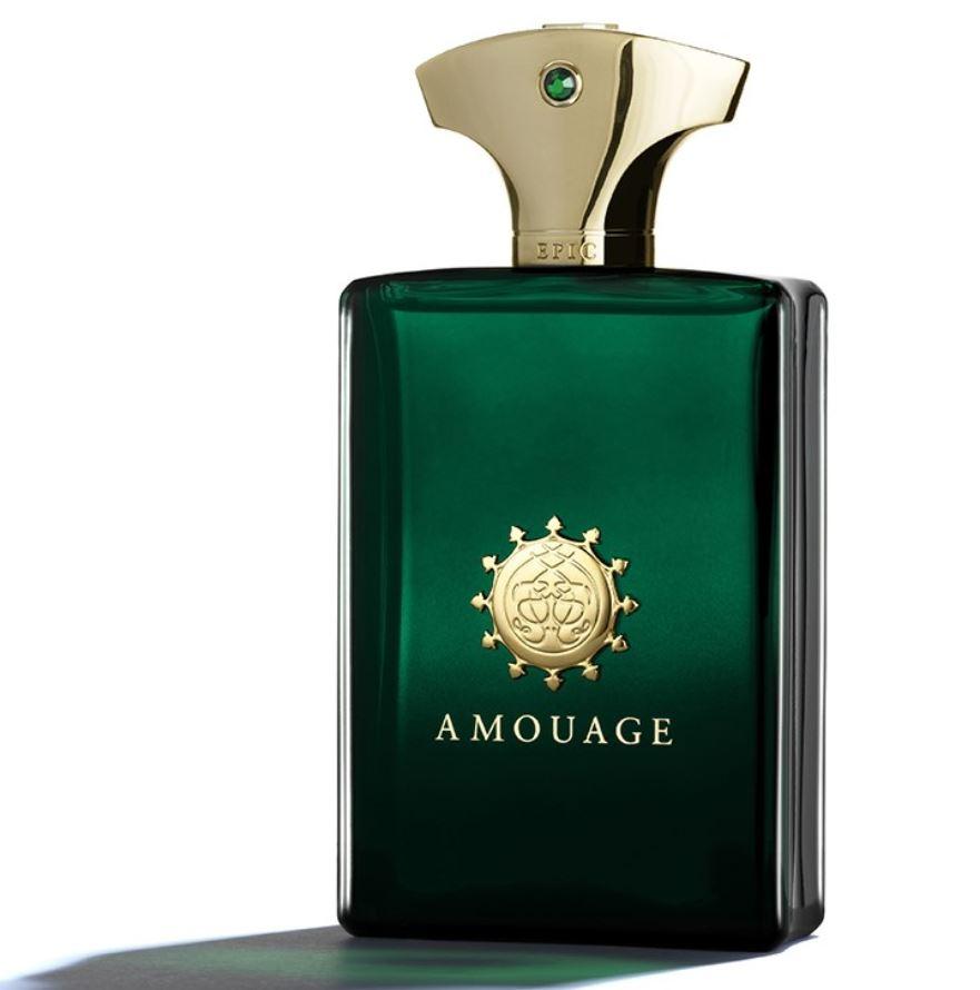 Amouage Epic Man Eau de Parfum Spray, 3.4 Oz
