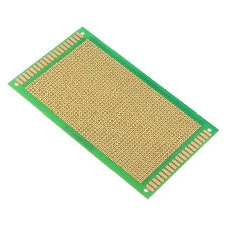Printed Circuit Board Thickness - 9x15cm Single Sided Universal Printed Circuit Board Green Thickness 1.6mm 1pcs