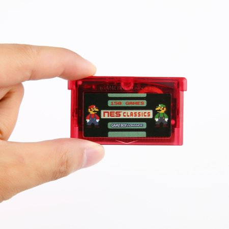 Classics 150 Games In One For GBA Game Adventure Island For