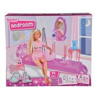 Simba Toys - Steffi Love Home, Bedroom Playset
