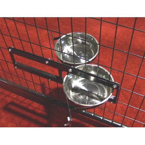 Lucky Dog Turn-Style 2-Bowl System-CL 71120