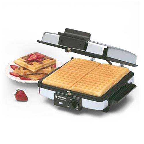 Black & Decker 3-in-1 Waffle Maker & Indoor Grill/Griddle, G48TD