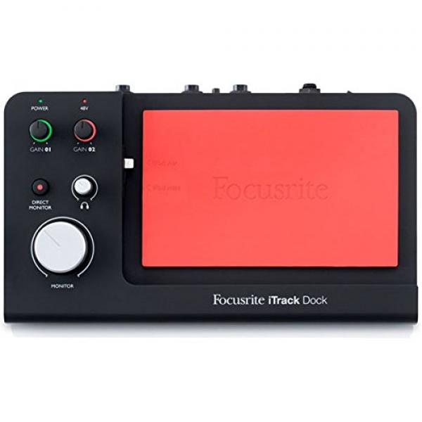 Focusrite iTrack Dock Interface & Dock for iPad