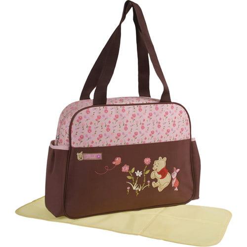 Disney - Winnie the Pooh Diaper Bag, Pink