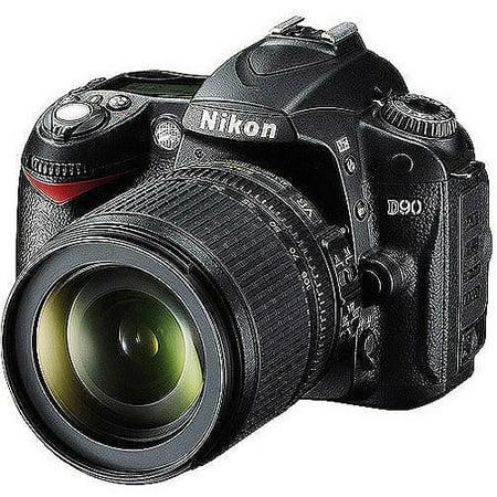 Nikon D90 Dslr Kit 18 105 Lens Walmartcom