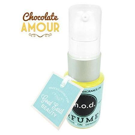 Chocolat Amour parfum naturel Mod pour Good Earth Beauty