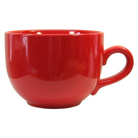Fun Factory Jumbo Cup in Red - Set of 4