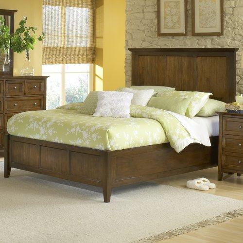 Modus Furniture Paragon Panel Bed