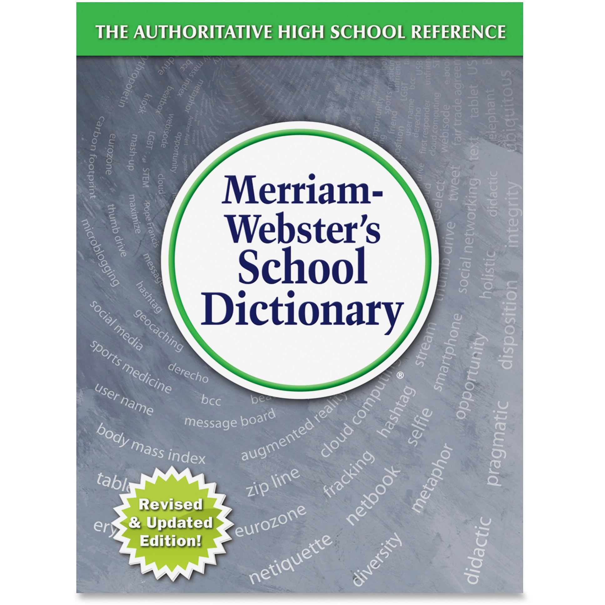 Merriam-Webster, MER6800, School Dictionary, 1 / Each
