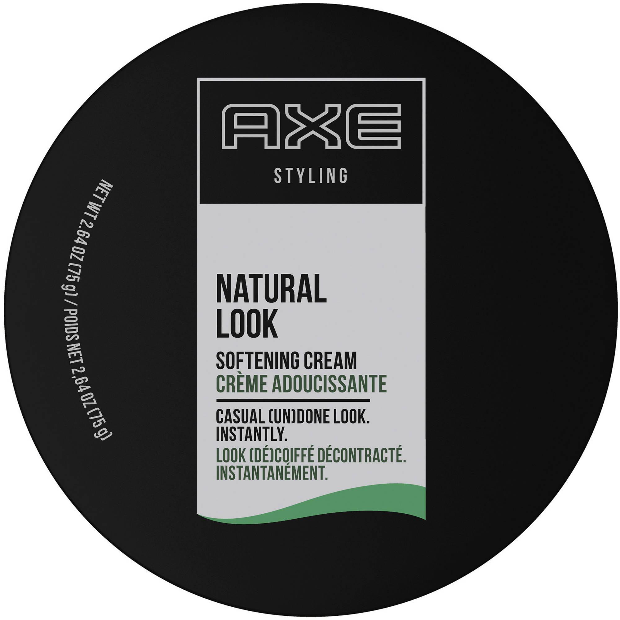 AXE Natural Look Softening Cream, 2.64 oz